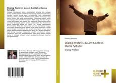 Обложка Dialog Profetis dalam Konteks Dunia Sekular
