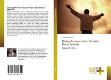 Portada del libro de Dialog Profetis dalam Konteks Dunia Sekular