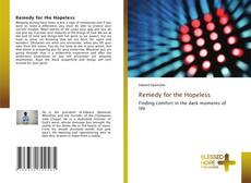 Buchcover von Remedy for the Hopeless