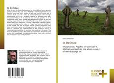 Bookcover of In Defence