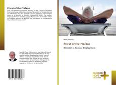 Bookcover of Priest of the Profane