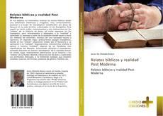 Portada del libro de Relatos bíblicos y realidad Post Moderna