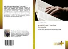 Borítókép a  Voz profética y teología liberadora - hoz