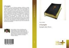 L'Evangile kitap kapağı