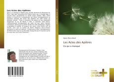 Обложка Les Actes des Apôtres