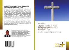 Copertina di L'Église-Famille et l'unité des Églises chrétiennes au Burkina Faso