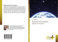Bookcover of Sept Jours de la création