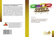 Portada del libro de L'Ecriture de la crise dans la production romanesque d Calixthe Beyala