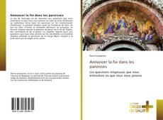 Portada del libro de Annoncer la foi dans les paroisses
