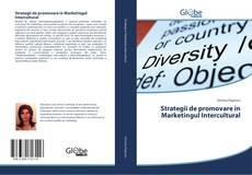 Bookcover of Strategii de promovare in Marketingul Intercultural