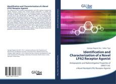 Capa do livro de Identification and Characterization of a Novel LPA2 Receptor Agonist