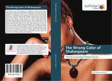 Bookcover of The Wrong Color of Shakespeare