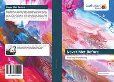 Couverture de Never Met Before