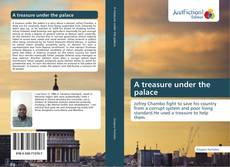 Buchcover von A treasure under the palace