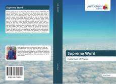 Bookcover of Supreme Word