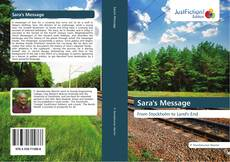 Bookcover of Sara's Message