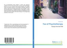 Bookcover of Tao of Psychotherapy