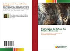 Bookcover of Instituições de Defesa dos Direitos Humanos