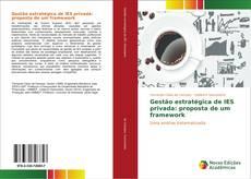 Gestão estratégica de IES privada: proposta de um framework