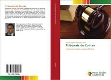 Capa do livro de Tribunais de Contas