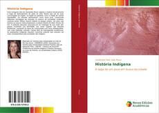 História Indígena kitap kapağı