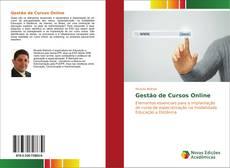 Обложка Gestão de Cursos Online