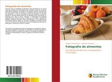 Capa do livro de Fotografia de alimentos