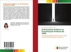 Capa do livro de O Ministério Público na Constituição Federal de 1988