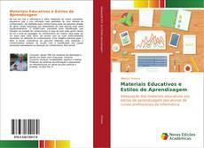 Materiais Educativos e Estilos de Aprendizagem的封面