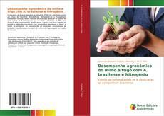 Portada del libro de Desempenho agronômico do milho e trigo com A. brasilense e Nitrogênio