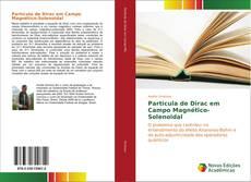 Buchcover von Partícula de Dirac em Campo Magnético-Solenoidal