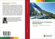 Bookcover of Educação para a Cidadania Democrática:
