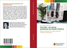 Buchcover von Suicídio, um grave problema de Saúde Pública
