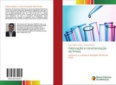 Capa do livro de Fabricação e caracterização de filmes