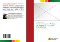 Bookcover of Géneros Textuais e Práticas de Sucesso no 1º Ciclo do Ensino Básico