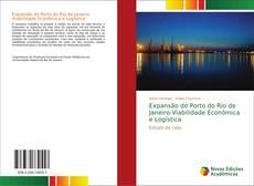 Capa do livro de Expansão do Porto do Rio de Janeiro-Viabilidade Econômica e Logística