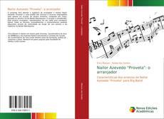 """Bookcover of Nailor Azevedo """"Proveta"""": o arranjador"""