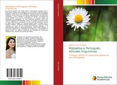 Capa do livro de Rikbaktsa e Português: Atitudes linguísticas