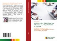 Capa do livro de Obsolescência planeada e sua influência no comportamento de compra