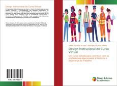 Обложка Design Instrucional do Curso Virtual