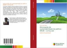 Capa do livro de Otimização da sustentabilidade do edifício WEeB - Living Lab