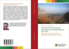 Capa do livro de Processo de Tomada de Decisão na Produção Bovina de Corte