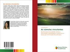 Bookcover of As súmulas vinculantes