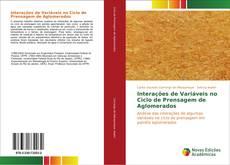 Bookcover of Interações de Variáveis no Ciclo de Prensagem de Aglomerados