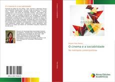 Bookcover of O cinema e a sociabilidade