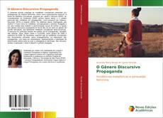 Capa do livro de O Gênero Discursivo Propaganda