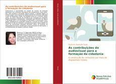 Обложка As contribuições do audiovisual para a formação da cidadania