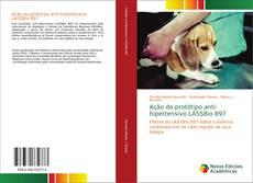Bookcover of Ação do protótipo anti-hipertensivo LASSBio 897