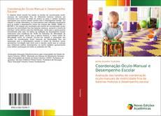 Capa do livro de Coordenação Óculo-Manual e Desempenho Escolar