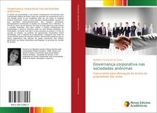 Bookcover of Governança corporativa nas sociedades anônimas
